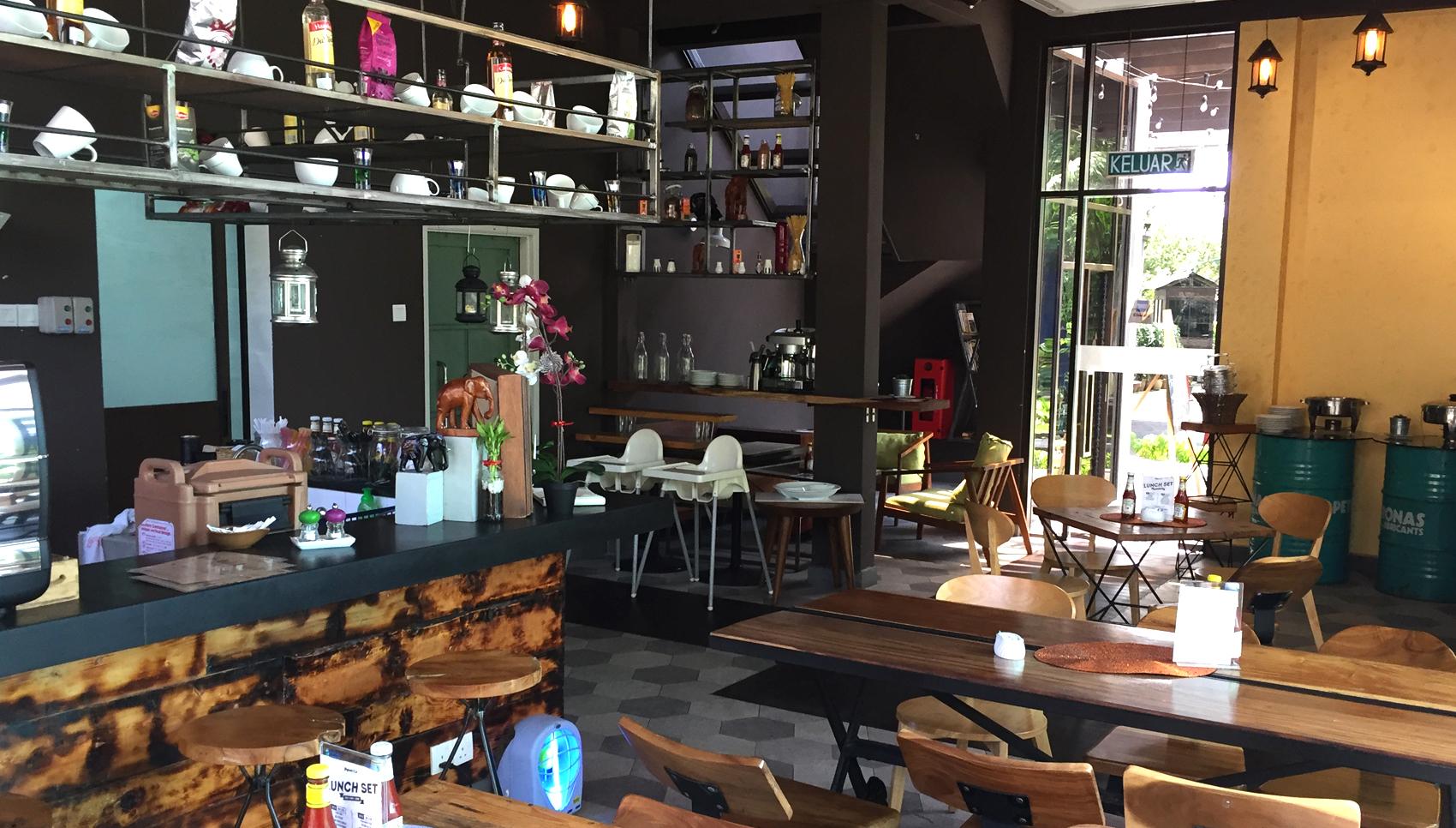 Gajah Tiga Cafe