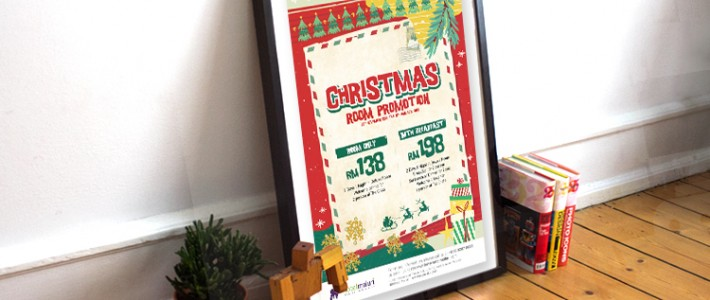 Christmas Room Promotion