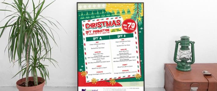 Christmas Set Promotion