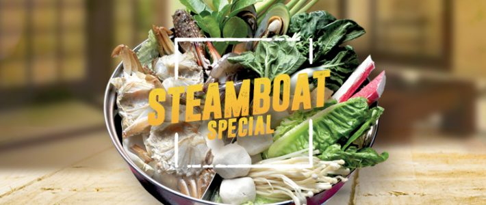 Steamboat Special