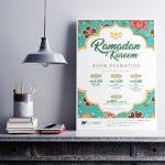 Ramadan Kareem Room Promotion