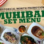 Muhibah Set Menu